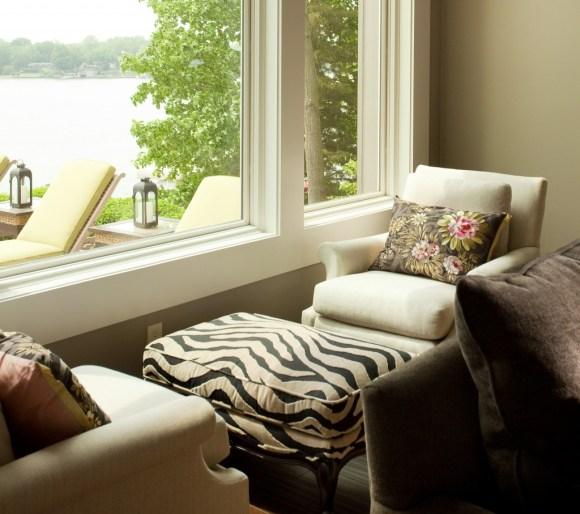 Living Room Seating Design