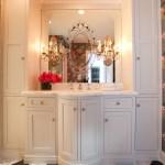 Lakehouse Project Master Bath vanity
