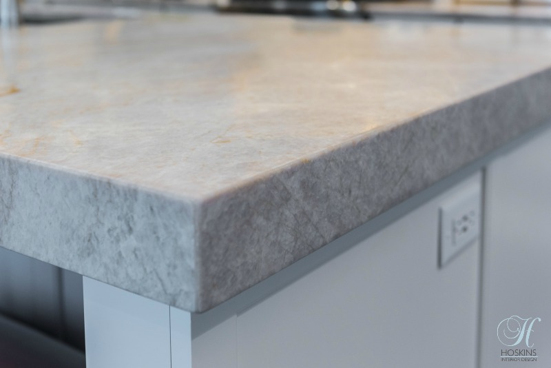 thick countertop