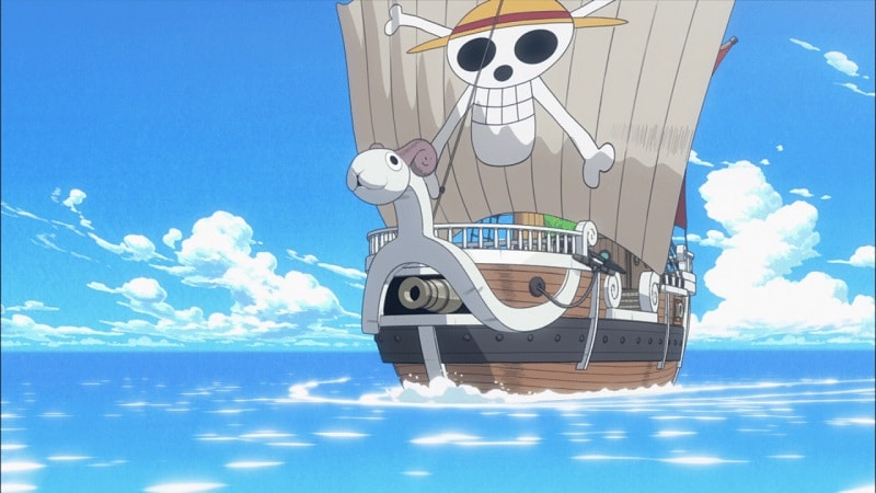 The wallpaper trend is going strong. Tàu Going Merry | Going Merry One Piece