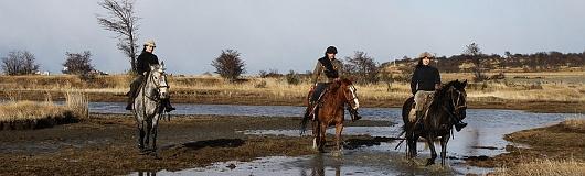 Horseback Riding Patagonia Style
