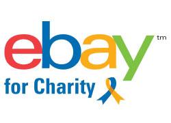 ebay charity logo