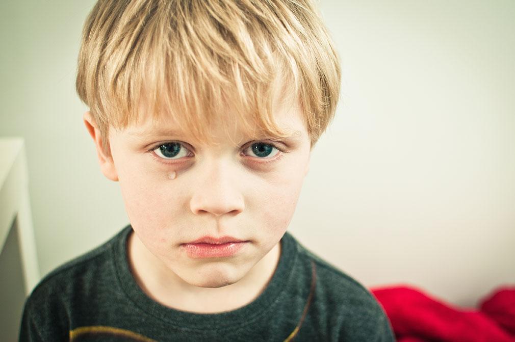 Resultado de imagen de niño llorando