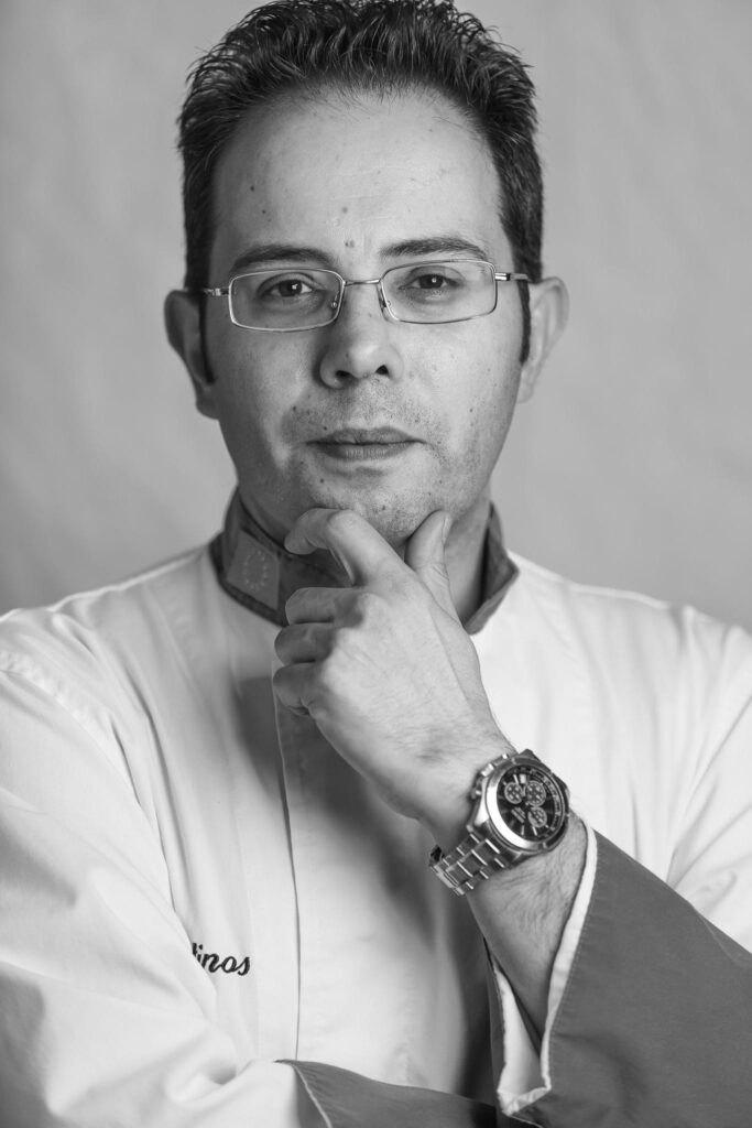 Executive chef: Koveos Konstantinos
