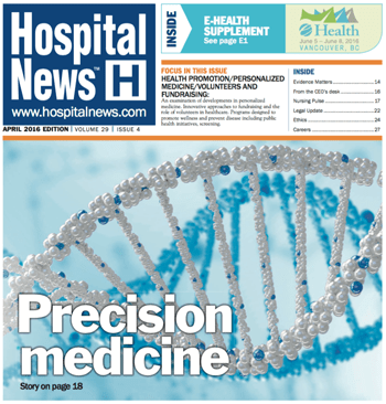 Hospital News April Edition