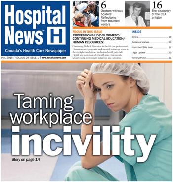 Hospital News January Edition