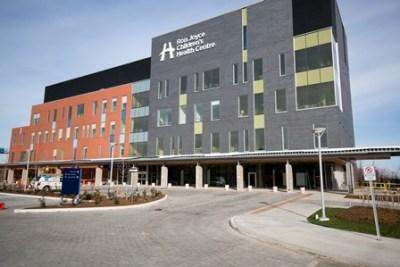 The Ron Joyce Children's Health Centre opened in November 2015.