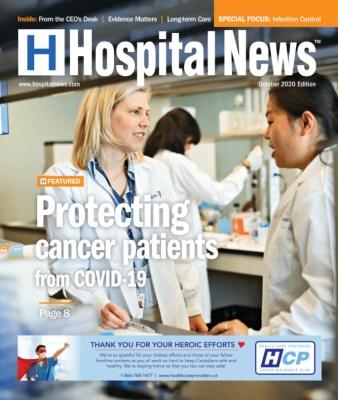 Hospital News October Edition