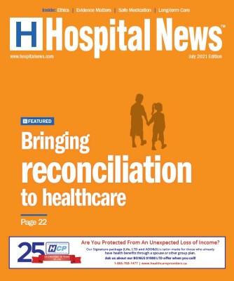 Hospital News July 2021 Edition