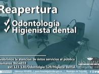 Imagen destacada reapertura higiene oral y odontologia
