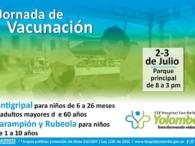 Foto destacada Sarampion y Rubeola Campaña Yolombo (1)