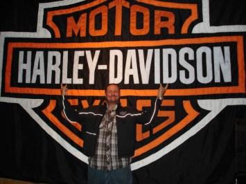 Harley USA Hubi 816