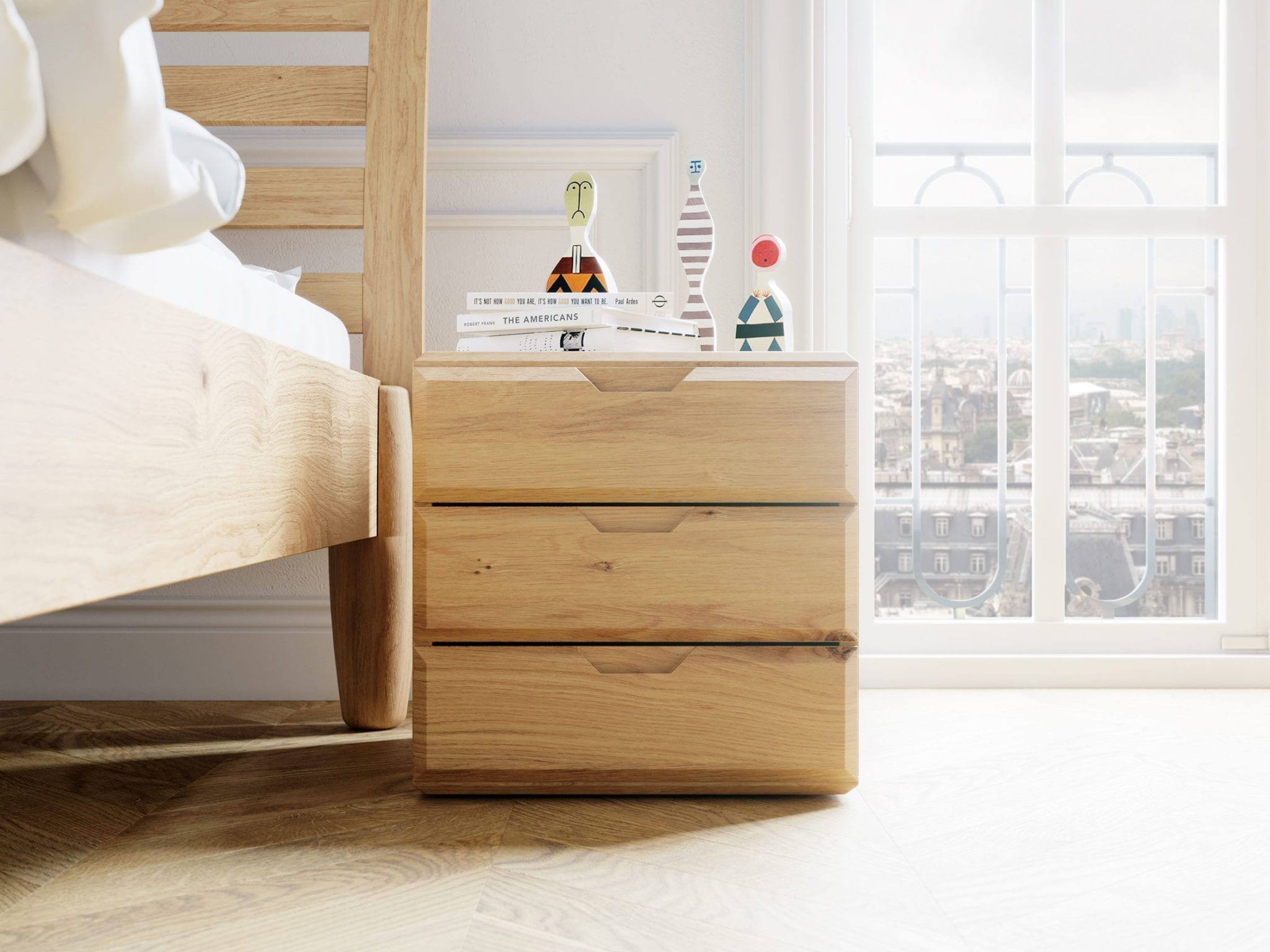 How to pick the perfect nightstand