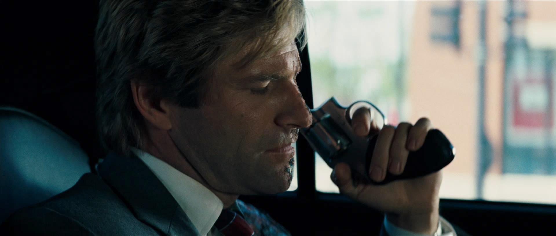 Aaron Eckhart es Harvey Dent