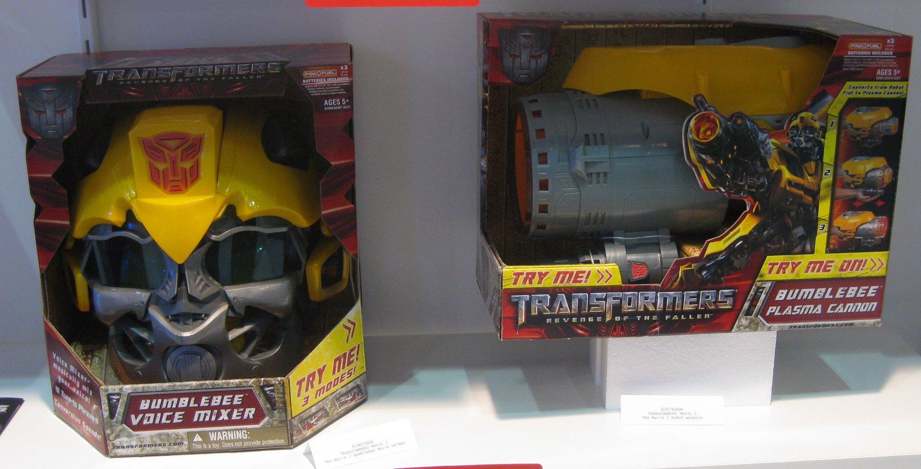 Transformers 3 Australian Toy Fair 09 Supreme Class Devastator Power Bots Robot Heroes