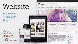 Website – Responsive WordPress Theme | Website Templates and Themes