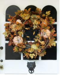 Wreath Inspiration from Horchow