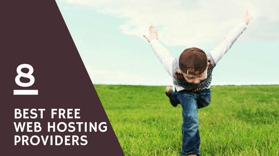8 Best Free Web Hosting Providers 2017