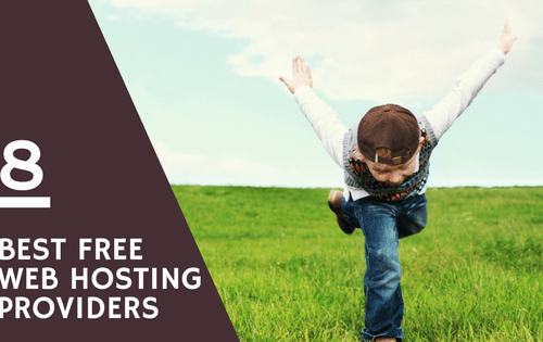 Free Web hosting Providers
