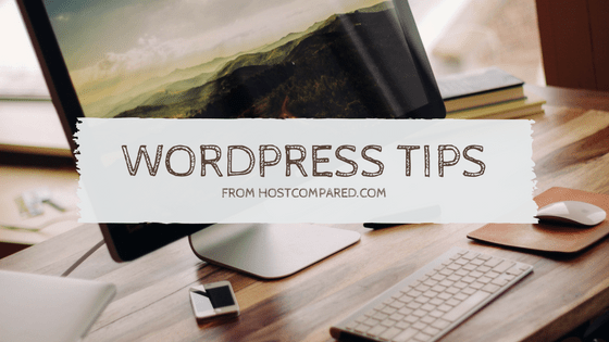Wordpress Tips Logo