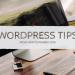 Wordpress Tips Logo