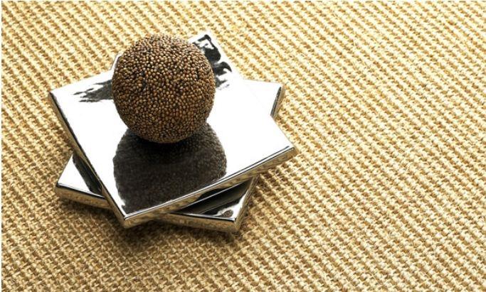 limpieza moqueta de fibras vegetales