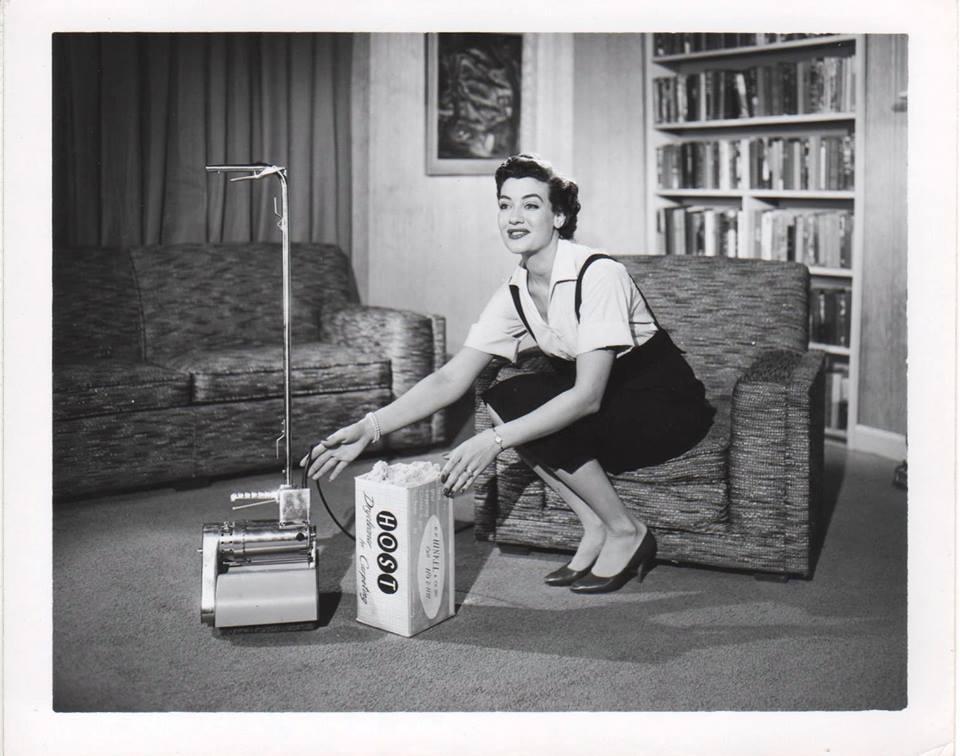 HOST , años 1950