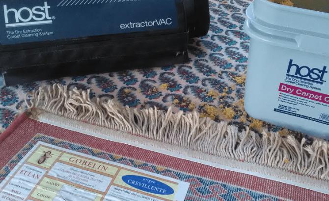 Limpieza de alfombras de Crevillent