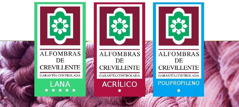 marca de calidad alfombras Crevillent