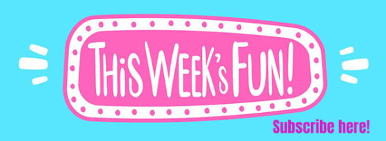 This Week's Fun- an amazing list of things to do in the Greater Columbia area of SC!