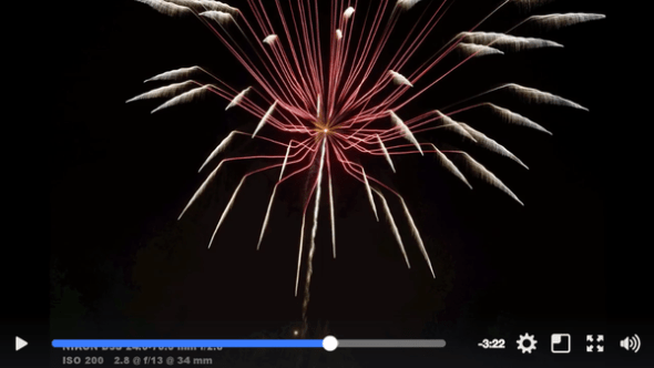 How To Shoot Fireworks Photos