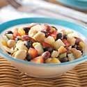Fancy Bean Salad
