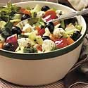 Peppery Vegetable Salad