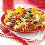 Taco Salad for a Large Crowd Photo