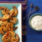 Grilled Chipotle Shrimp Photo