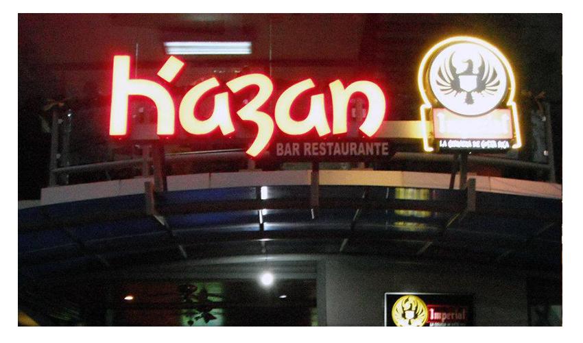Kazan Restaurant and Bar
