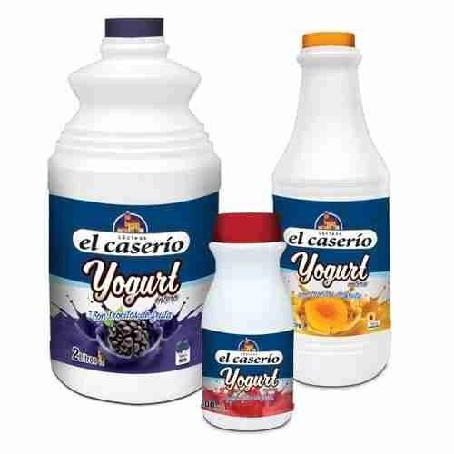 Lácteos El Caserío. Proveedores de yogur para hoteles y restaurantes