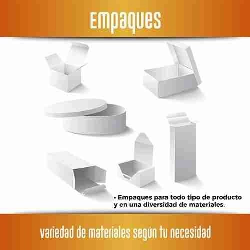 Empaques / Packaging