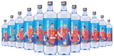 Cabreiroá acompaña a la Selección Española de Fútbol en su camino al Mundial de Rusia