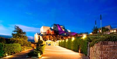 Marqués de Riscal en el Top 10 de la lista World's Best Vineyards