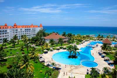 Seis de los diez mayores hoteles en Jamaica son españoles