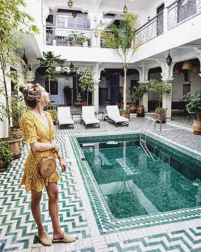 3 Best Hostels In Marrakech 2020 For Solo Traveler Map