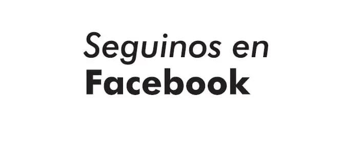 Seguinos en Facebook - Hostel Hormiga Negra