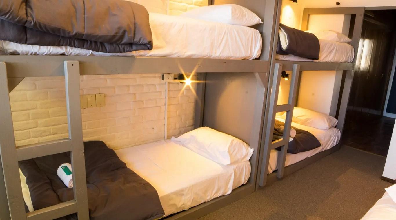 Habitacion quintuple - Hostel Hormiga Negra - Bariloche