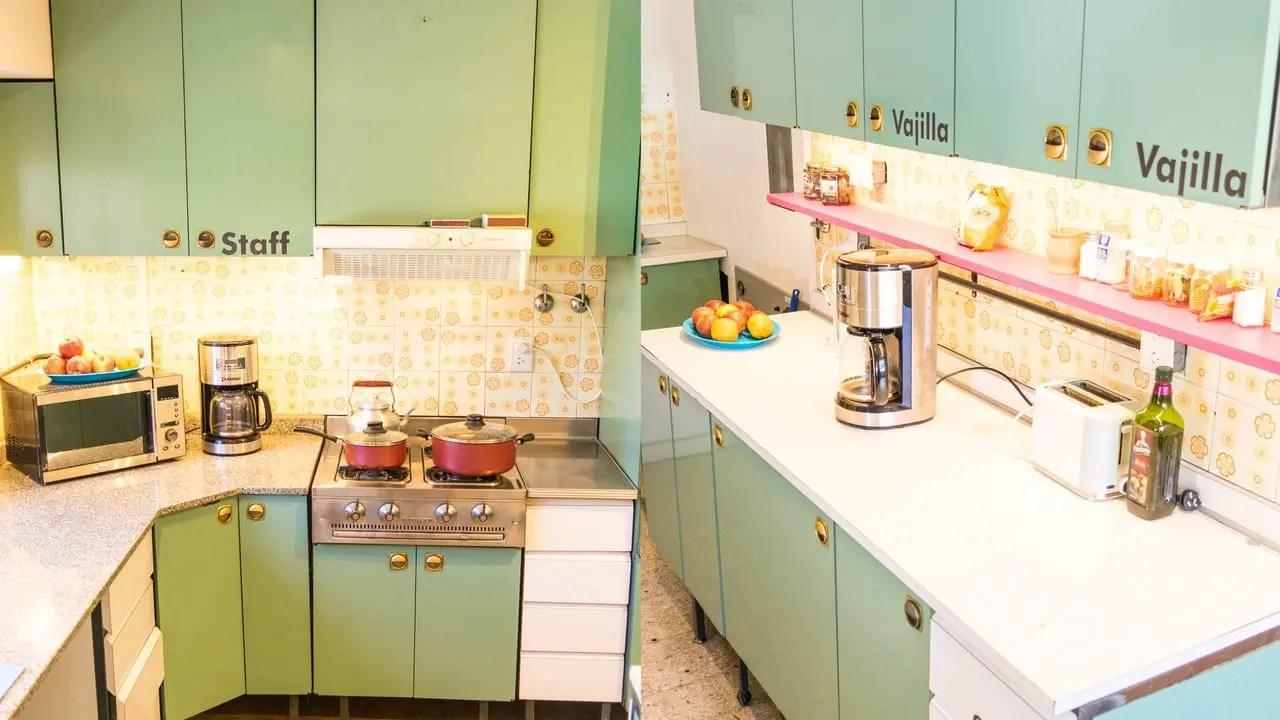 Servicio Cocina - Hostel Hormiga Negra - Bariloche