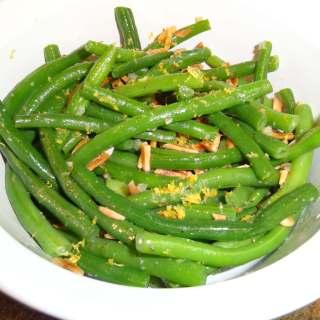 Fancy Pants Green Beans