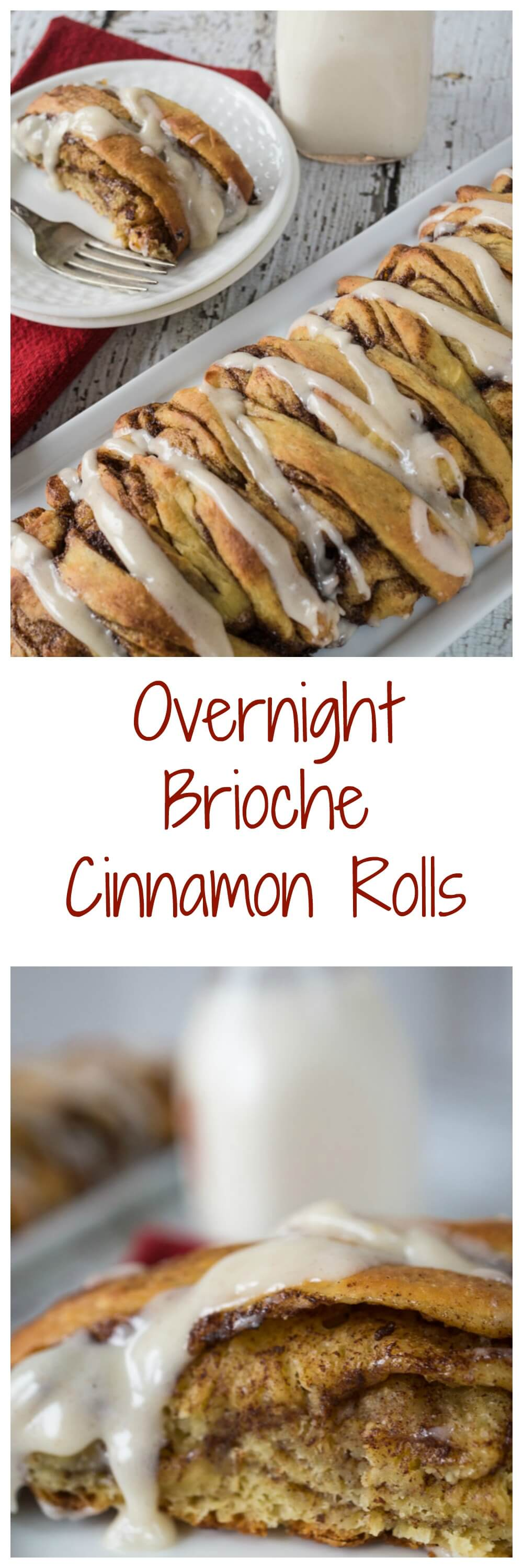 Soft buttery overnight pull-apart Brioche Cinnamon Rolls assures you will have a warm and delicious breakfast. #homemade #breakfast #cinnamonrolls| overnight sweet rolls | homemade bread | yeast rolls