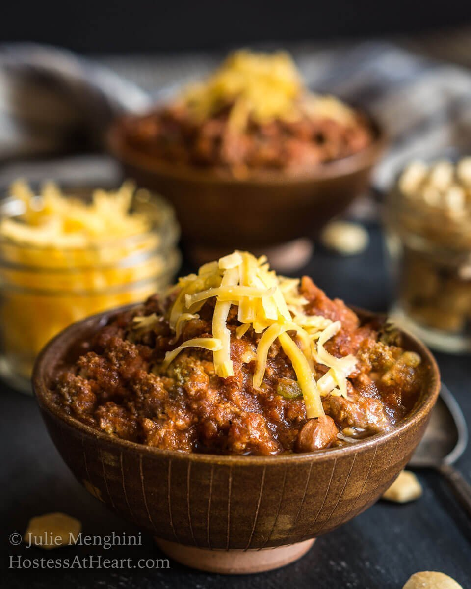 Secret Ingredient Makes This The Best Chili Recipe