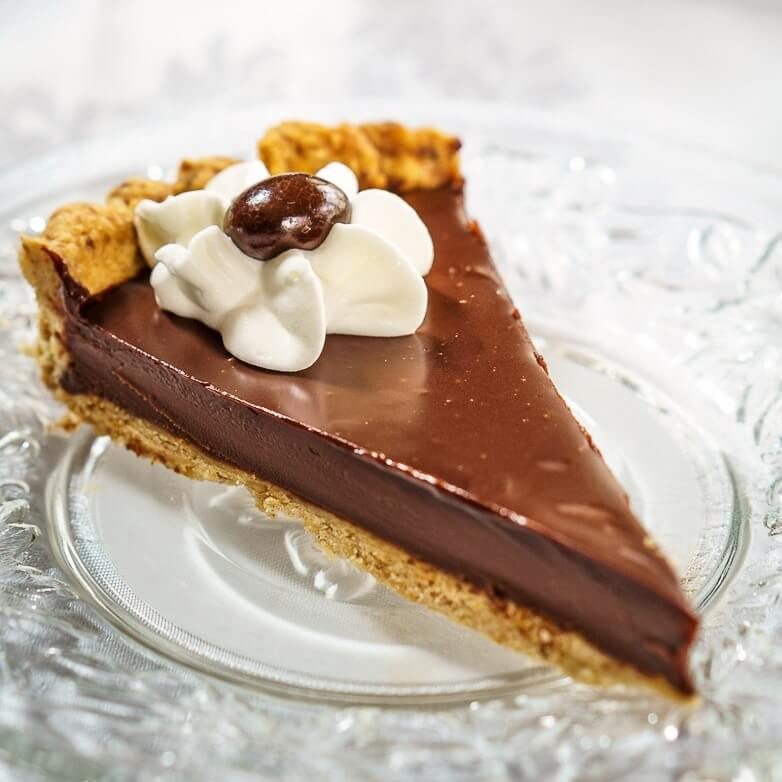 Decadent Dark Chocolate Pecan Tart Recipe