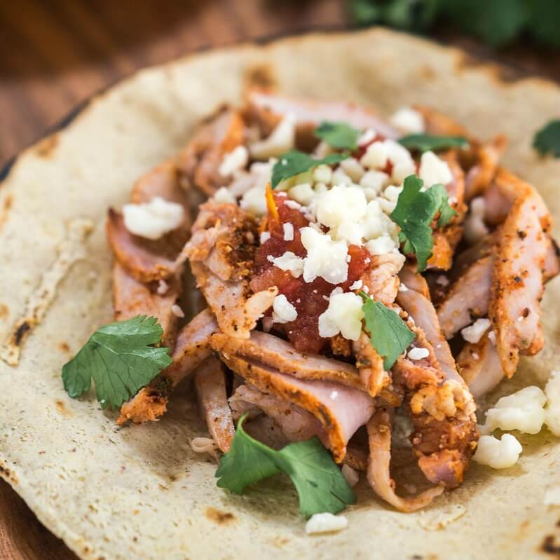 The Ultimate Spicy Tacos Al Pastor Recipe